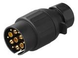 Afbeelding vanProPlus stekker Multicon West PVC 13-polig zwart in blister