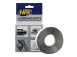 Afbeelding vanHpx butyl sealing tape dichtband 20 mm x 3 meter, grijs