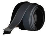 Afbeelding vanklittenband Zip Fix 20mmx1m zwart