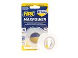 Afbeelding vanHpx beveiligingstape 19mm 2m dubbelzijdig transparant