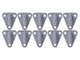 Afbeelding vanPro Plus Touwhaak kunststof 10x Aanhangwagen onderdelen