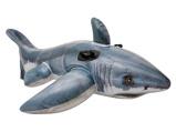 Afbeelding vanAlpexe Intex opblaasdier haai ride on 173 x 107 cm