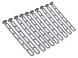 Afbeelding vanCampking trapspanners met knop 24,5 cm PVC 10x Bevestigen