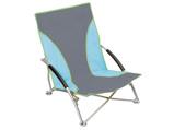 Afbeelding vanCamp Gear Strandstoel Compact blauw grijs 1204781