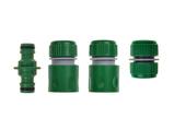 Afbeelding vanProPlus Koppelingset voor tuinslang 4 delig groen