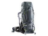 Afbeelding vanDeuter Aircontact Pro 60 + 15 Graphite/Black backpack