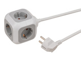 Afbeelding vanBrennenstuhl ALEA Power Cube Extention socket