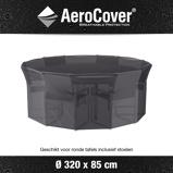 Afbeelding vanPlatinum AeroCover Tuinsethoes Ø320 x 85(h) cm