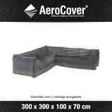 Afbeelding vanPlatinum AeroCover Loungesethoes 300 x 100 70(h) cm L vorm