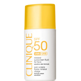 Afbeelding van10% code LIEFDE10 Clinique Mineral Sunscreen Fluid For Face Spf 50 30 Ml Zonnebrandcreme Gezicht