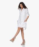 Imagine dinResort Finest Dress White Monica Linen Shirt