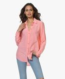 Image deEquipment Blouse Essential Silk in Pop Pink