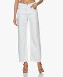 Billede afAmerican Vintage Jeans White Tineborow Straight Mom