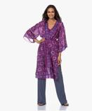 Obrázekba&sh Kimono Kirby Pure Silk in Bougainvillea