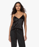 Immagine diANINE BING Camisole Black Gwyneth Camisole in Silk