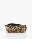 Bilde avby bar Belt Leopard Julie Hairy Print
