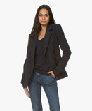 Immagine diANINE BING Blazer Grace Oversized Ribbed in Navy