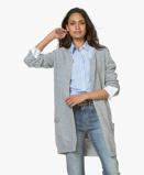 Image ofResort Finest Cardigan - Grey Pockets in Cashmere Blend