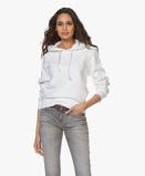 Billede afAmerican Vintage Hooded Sweater Wititi in White