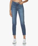 Imagine dinClosed Baker High rise Slim fit Jeans Mid Blue