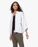 Immagine diAmerican Vintage Jacket White Tineborow Oversized Denim