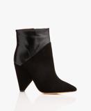 Bilde avIRO Boots Vileana Leather Ankle in Black