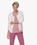 ObrázekAmerican Vintage Cardigan Icing Pink Button through