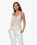 Image deANINE BING Camisole Silk in Nude