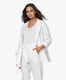 Imagine dinResort Finest Blazer Laura Pure Linen in White