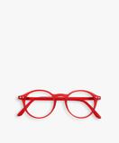 Bilde avIZIPIZI #D Reading Glasses Round Frame in Red Crystal