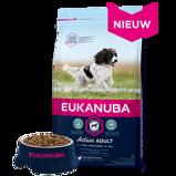 Image deEukanuba Adult Medium Breed pour chien 12kg