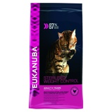 Image deEukanuba Adult Overweight/sterilized pour chat 400g