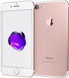 Afbeelding vanRefurbished iPhone 7 32GB Rose gold No Touch ID