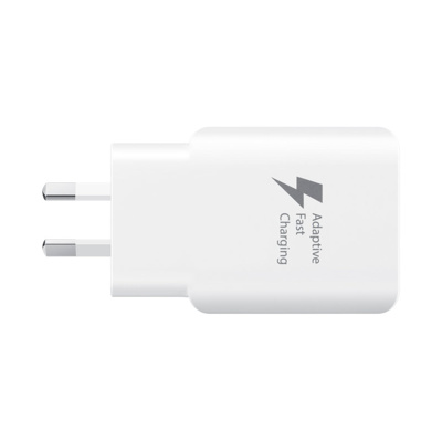 Afbeelding van EP TA20EWECGWW Samsung Adaptive Fast Charging Travel Charger incl. USB C Cable 2.0A White