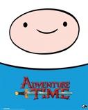 Afbeelding vanAdventure Time Finn Poster 40x50cm