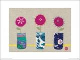 Afbeelding van3 Roze Bloemen