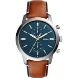 Afbeelding vanFossil FS5279 Townsman horloge herenhorloge Grijs