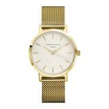 Afbeelding vanRosefield The Mercer White Gold horloge MWG M41 dameshorloge