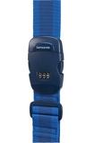 Afbeelding vanSamsonite Accessoires Luggage Strap/Lock midnight blue Kofferriem