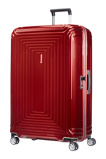Afbeelding vanSamsonite Neopulse Spinner 81 Metallic Red Harde Koffers