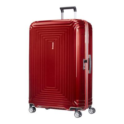 Afbeelding van Samsonite Neopulse Spinner 81 Metallic Red Harde Koffers