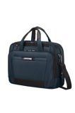 "Afbeelding vanSamsonite Pro DLX 5 Laptop Bailhandle 15.6"" Expandable Oxford Blue Schoudertassen"