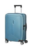 Afbeelding vanSamsonite Neopulse Spinner 55 Matte Ice Blue Harde Koffers