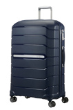 Afbeelding vanSamsonite Flux Spinner 75 Expandable Navy Blue Harde Koffers