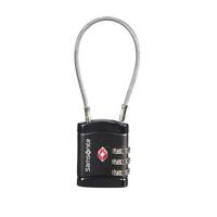 Thumbnail of Samsonite Accessoires Cablelock 3 Dial TSA black (TSA) kofferslot