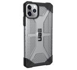 Abbildung vonApple iPhone 11 Pro Hülle Silikon UAG® Extreme Case Transparent