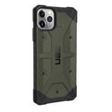 Abbildung vonApple iPhone 11 Pro Max Hülle Silikon UAG® Backcover Grün