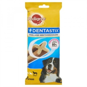 Afbeelding van 10x Pedigree Dentastix Maxi 3 sticks