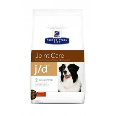 Afbeelding van 12 kg Hill\\\'s Prescription Diet Canine J/D Joint Care...