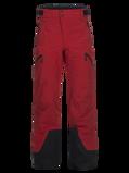 Afbeelding vanSkibroek Heren PEAK PERFORMANCE MEN'S 2 LAYER GORE TEX GRAVITY PANTS Red pompeian XL